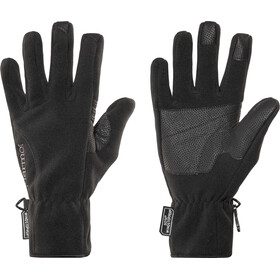 Marmot Windstopper - Guantes Mujer - negro